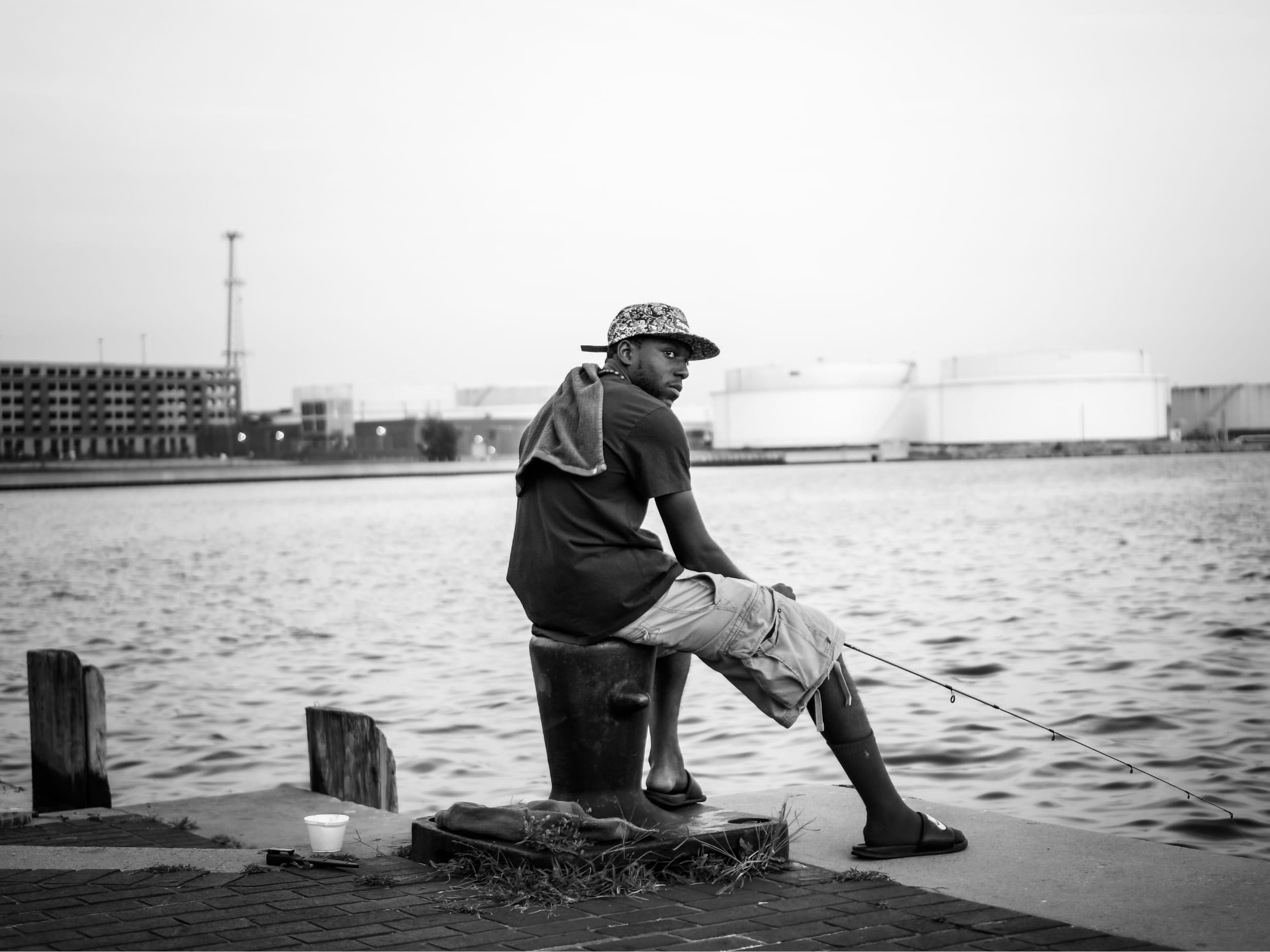 Canton Fisherman