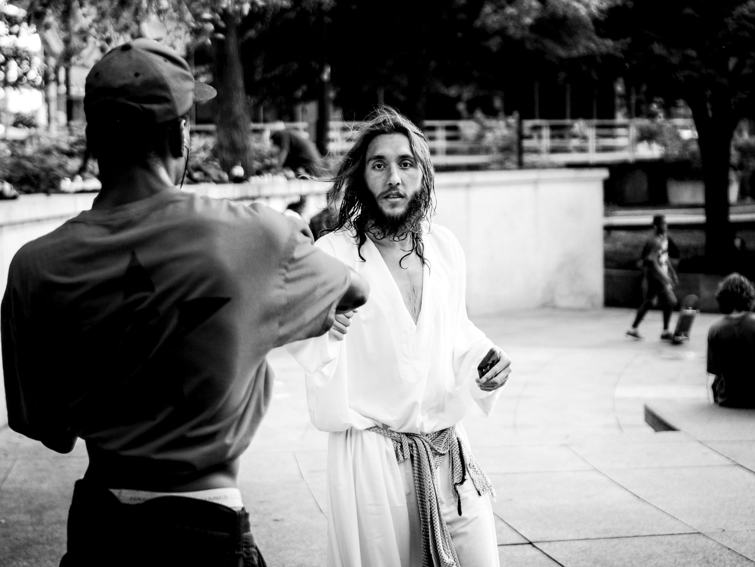 Jesus Of Center City 1