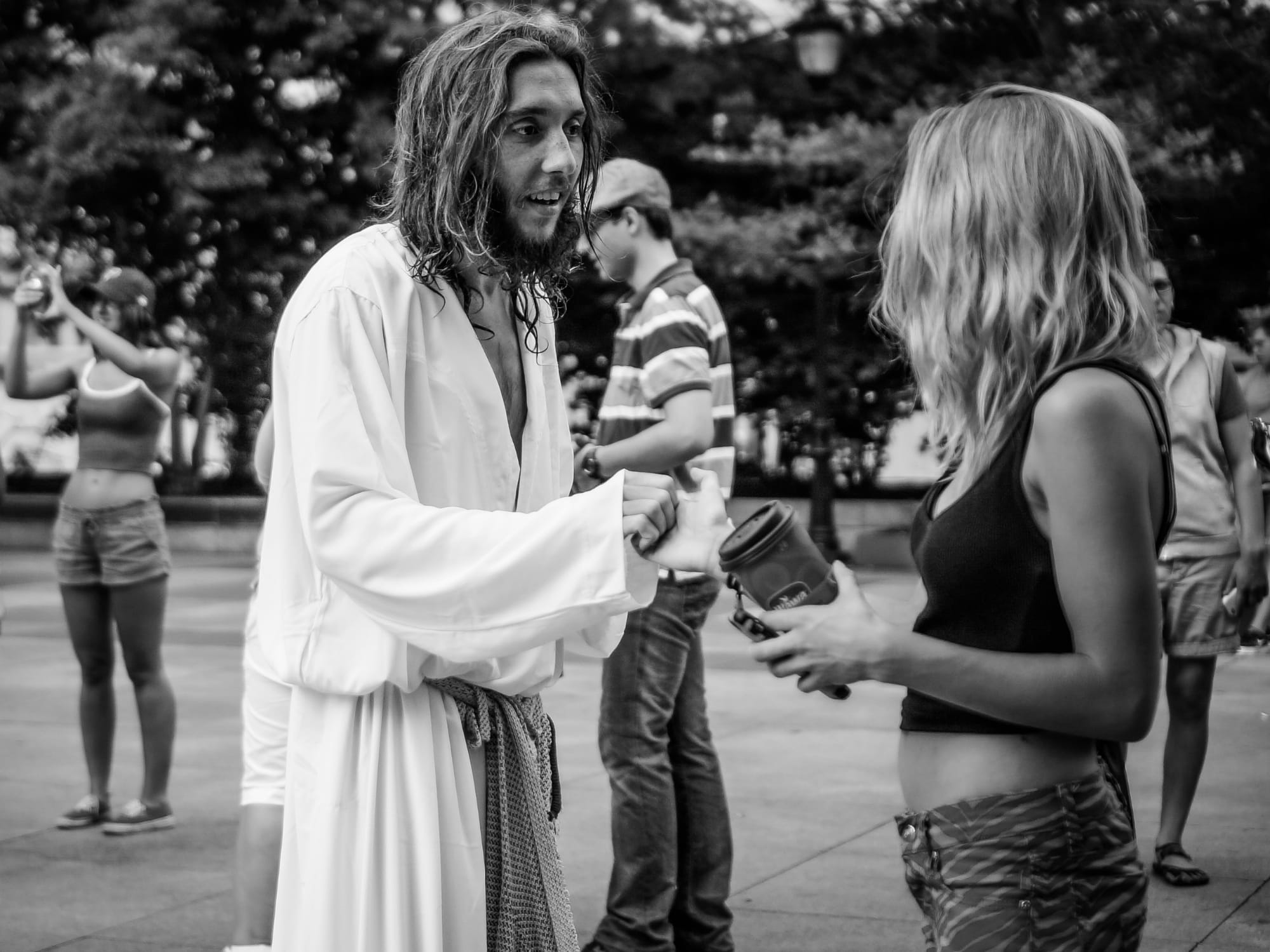 Jesus Of Center City 2