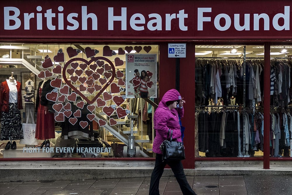 British Heart Found