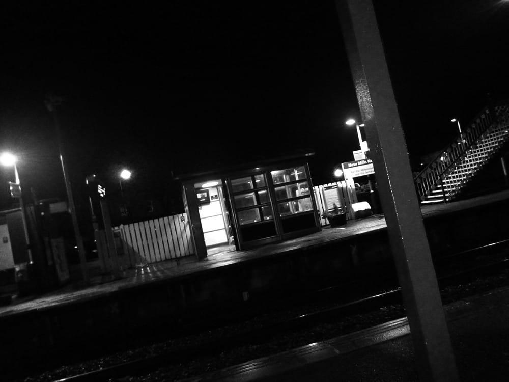 New Mills Station