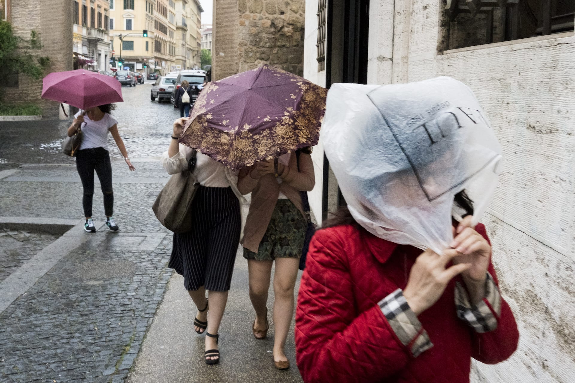 """""""Layers"""" Street Photograph by Alessandro Cipriani"""