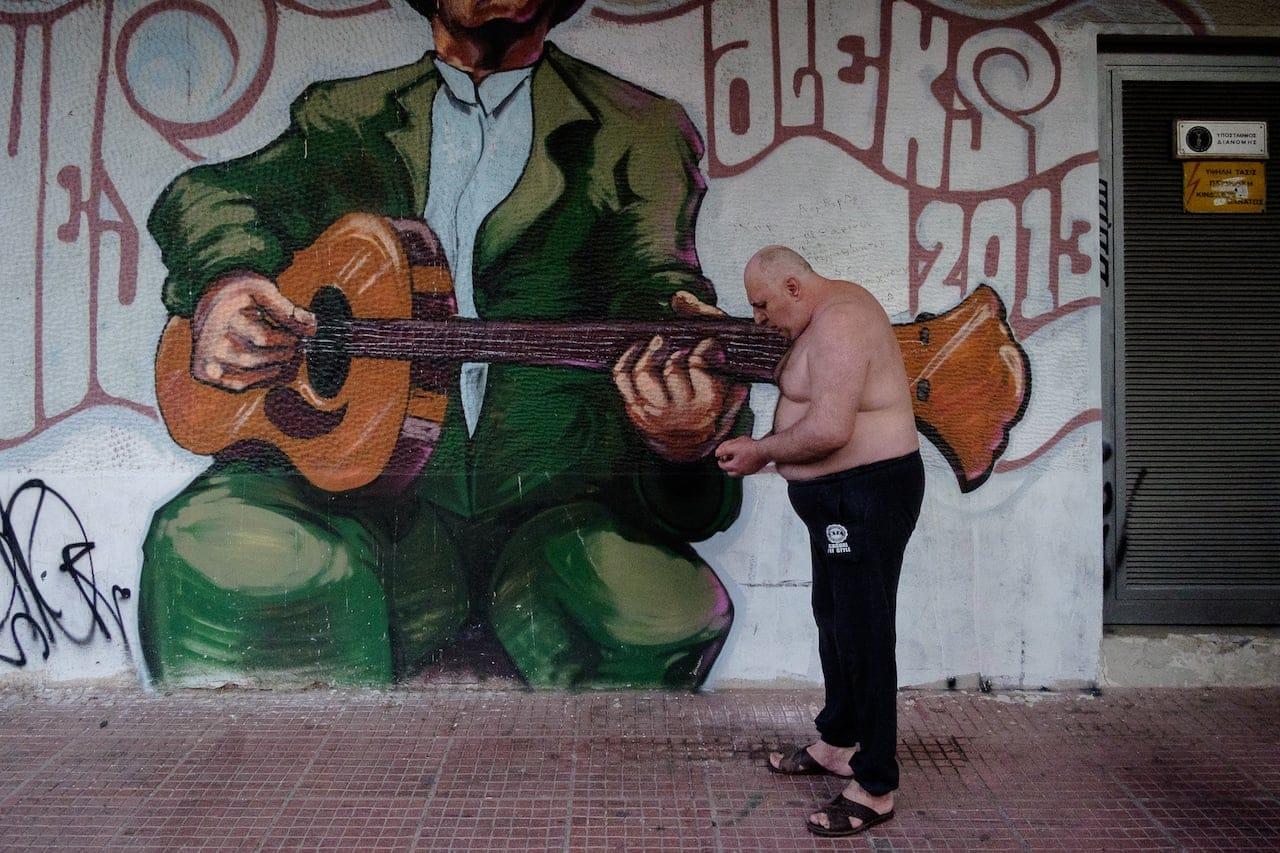 Athens - XT1 - Topless
