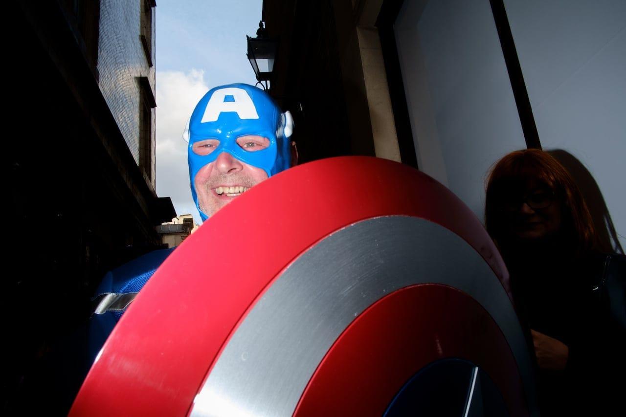 London - Captain A