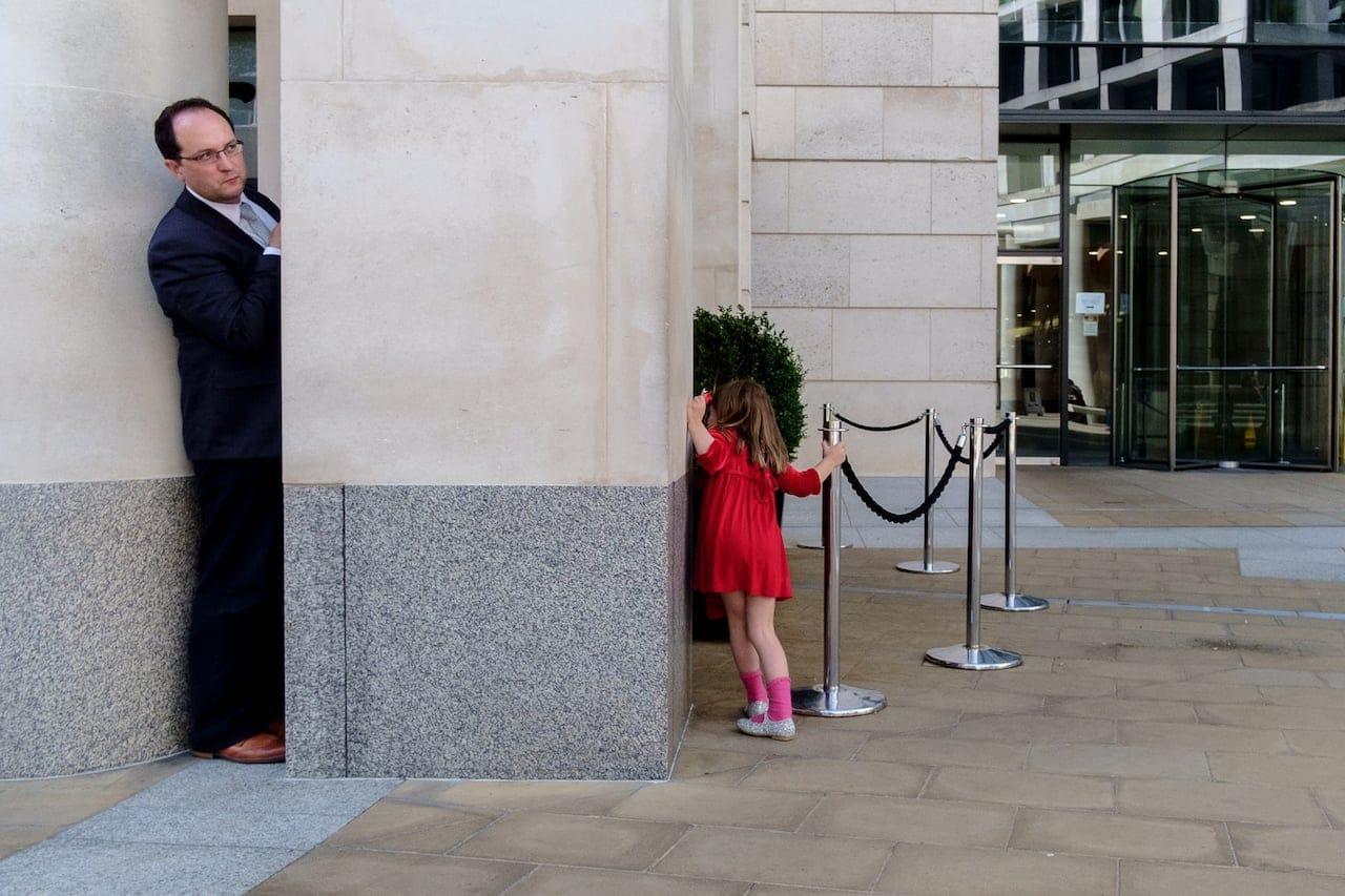 London - Hide and seek