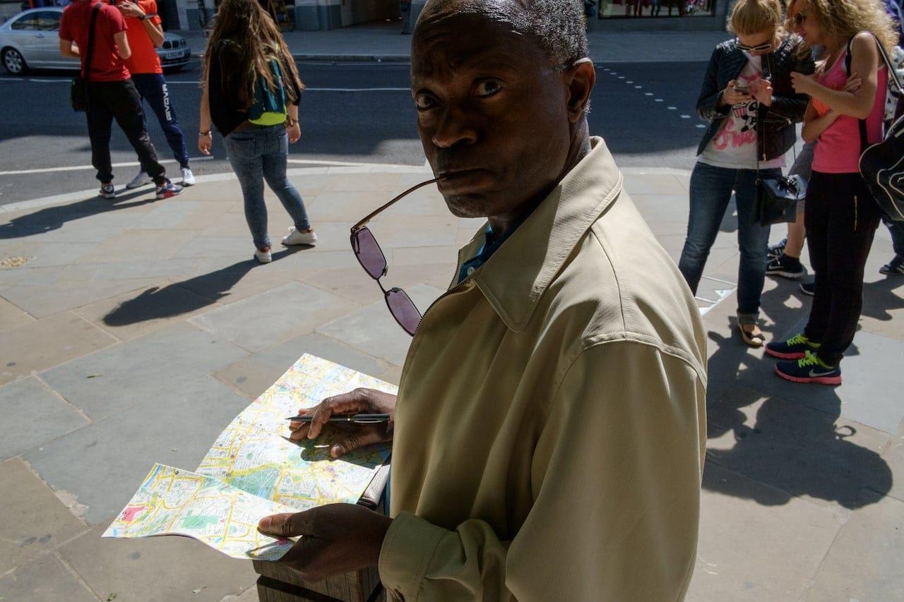 London - Map Reader