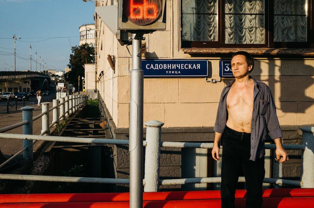 Moscow - Open shirt
