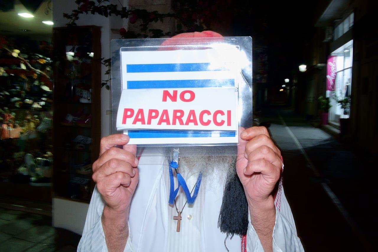 Rethymno - No Paparacci