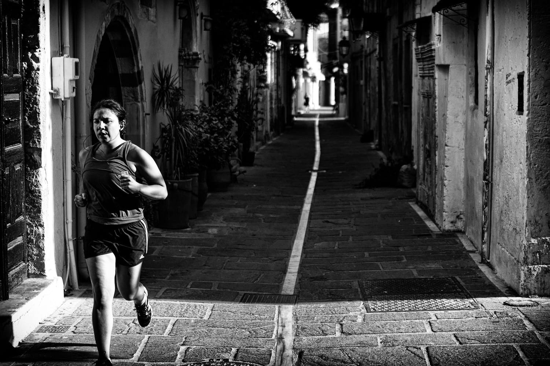 A fast run