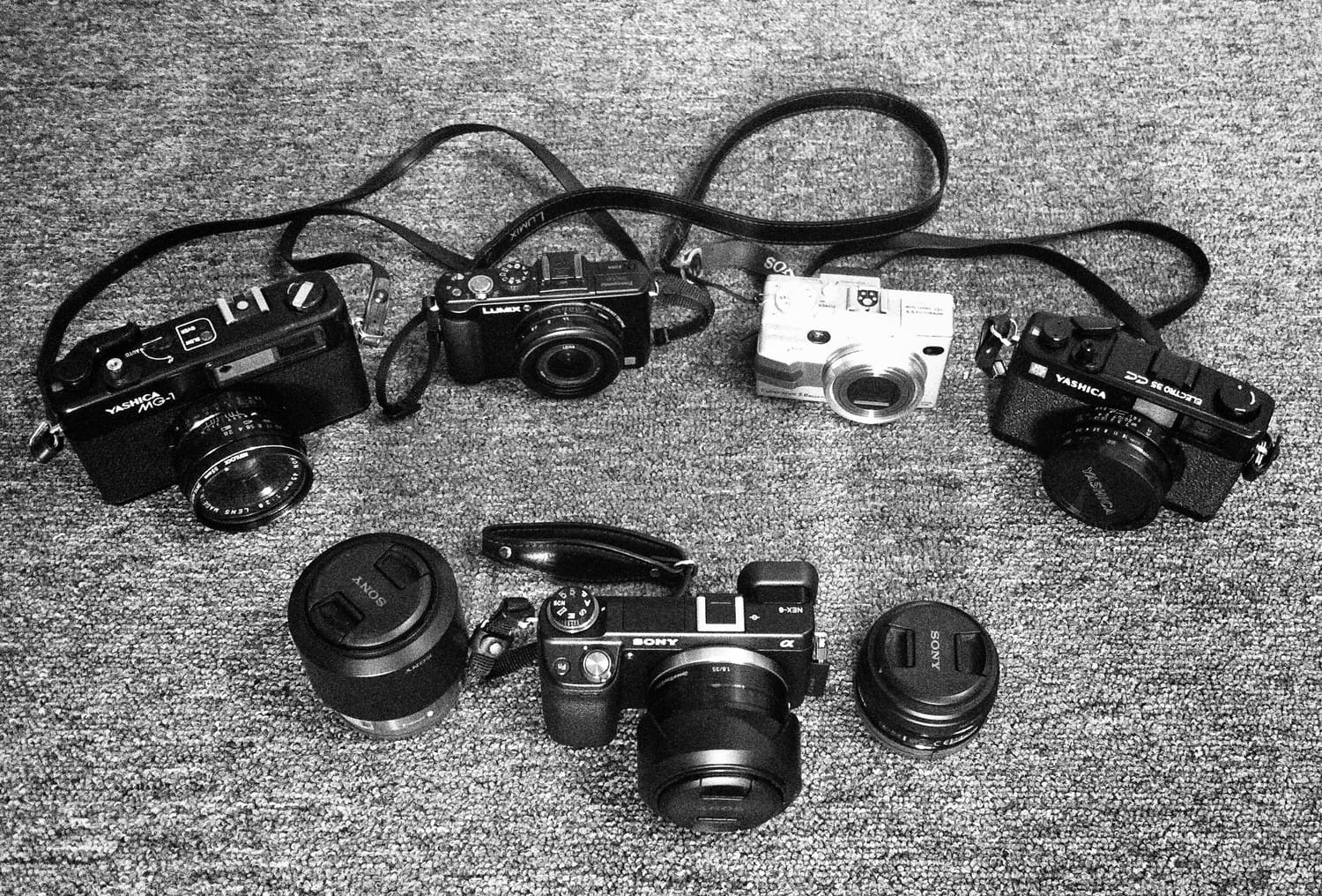 A guide to buying a camera for street photography