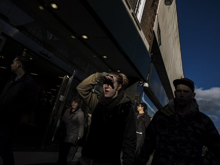 Casper Macindoe describes in his own words What is Street Photography, or more accurately What is(n't) Street Photography!