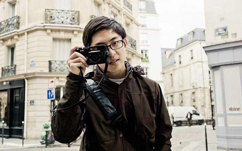 Eric Kim Street Photographer