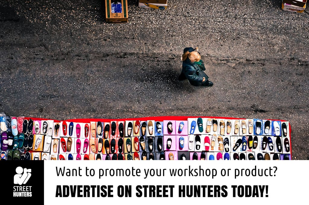 Advertise on StreetHunters.net