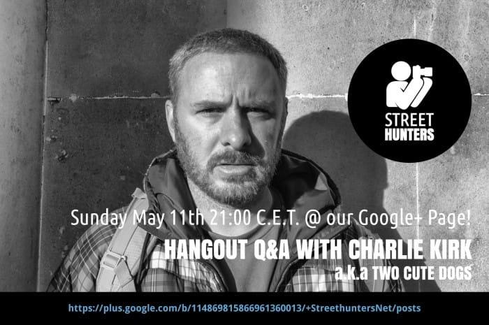 Charlie Kirk Hangout Q&A