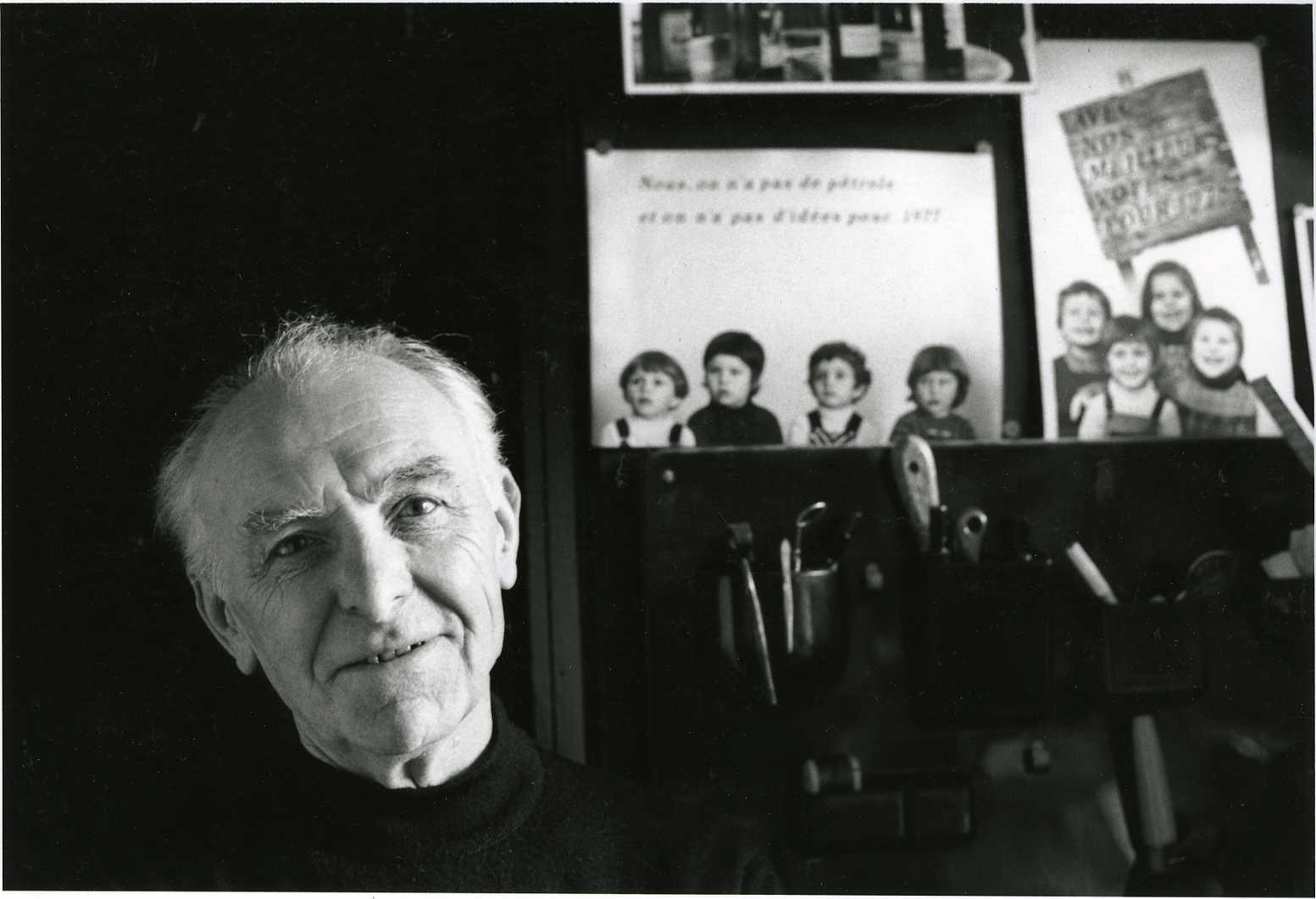 Robert Doisneau by Bracha L. Ettinger 1992