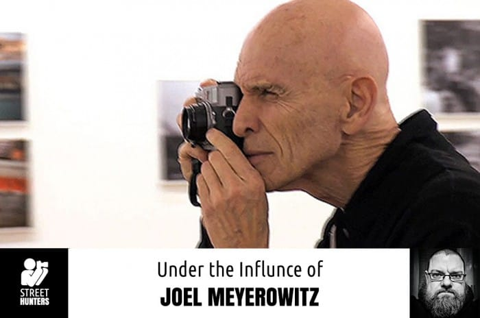 Under the Influence of Joel Meyerowitz