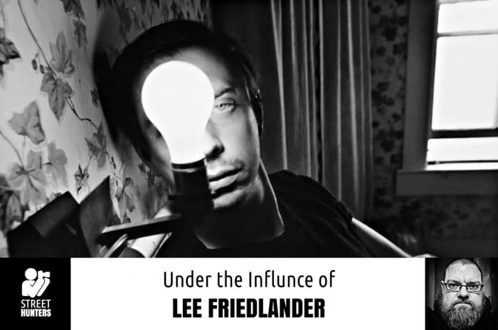 Under the Influence of Lee Friedlander