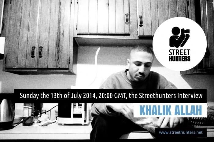 Khalik Allah Interview