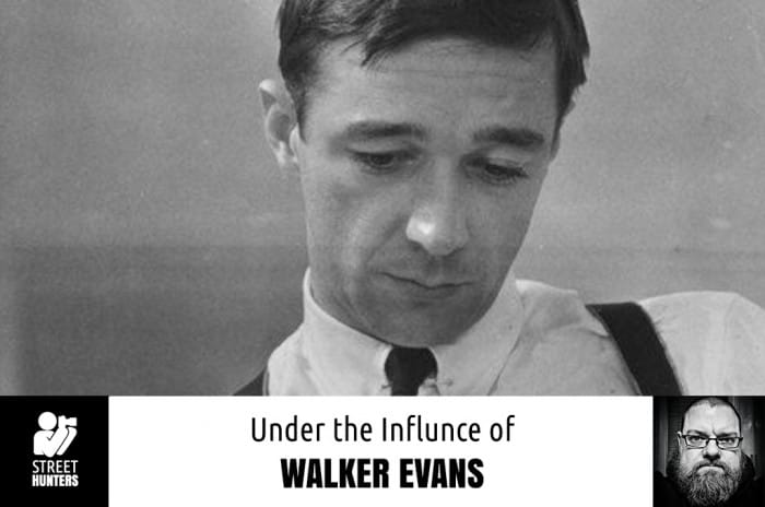 Under the Influence of Walker Evans