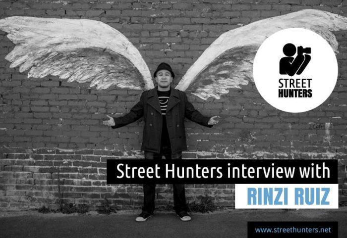 YouTube Interview with Rinzi Ruiz