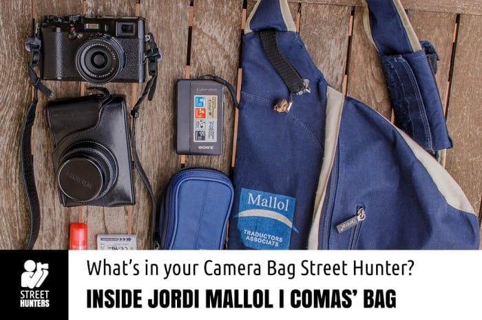 Camera Bag Jordi Mallol i Comas
