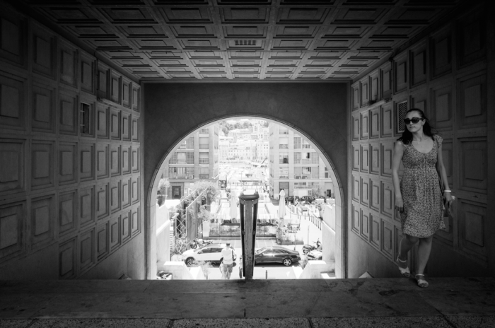 Marseille - Stairs Rue Du Lacydon by Stefan Wuelser