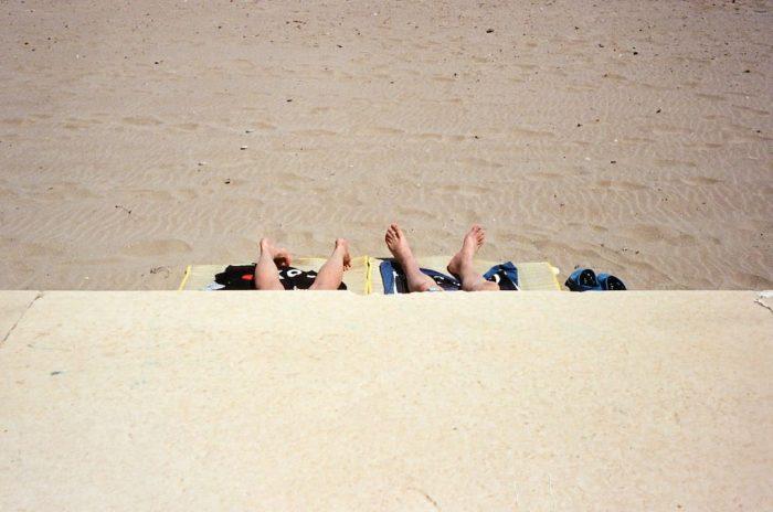Summer slacking