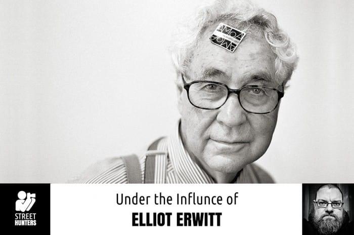 Elliot Erwitt Street Hunters promo