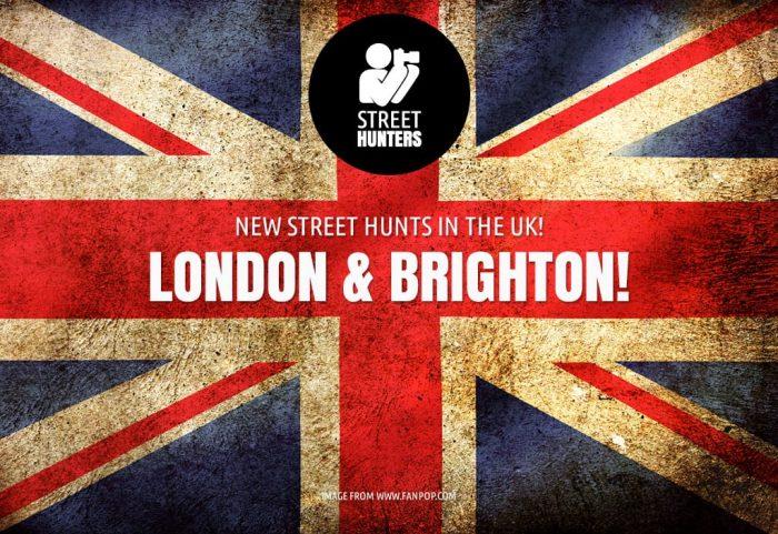 Indiegogo UK StreetHunts
