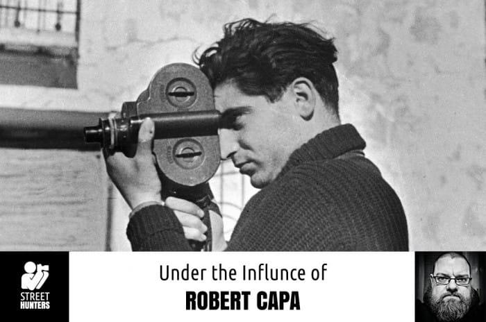 Under the Influence of Robert Capa