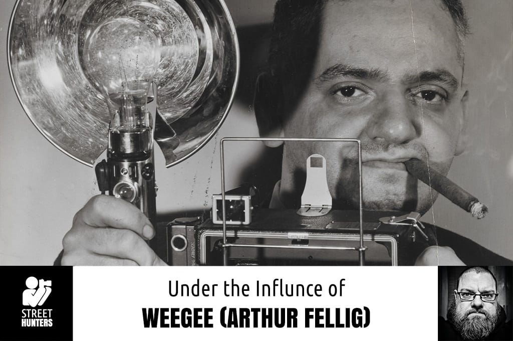 Under The Influence of Weegee (Arthur Fellig)