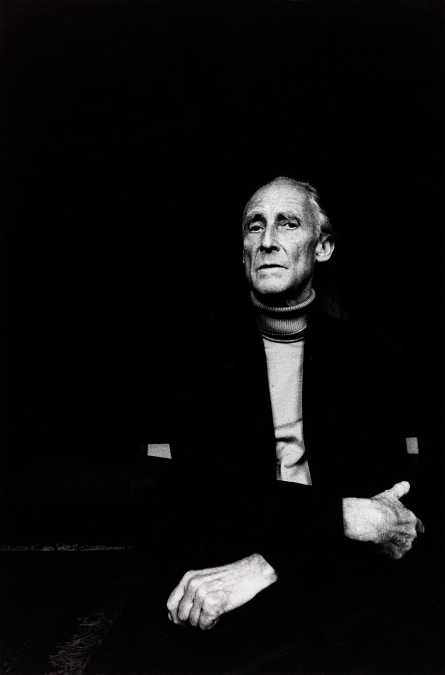Portrait of Bill Brandt 1979