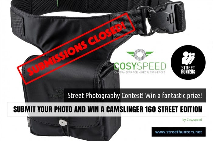 CAMSLINGER 160 Street Edition Submissions Closed