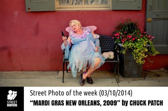 Mardi Gras New Orleans promo