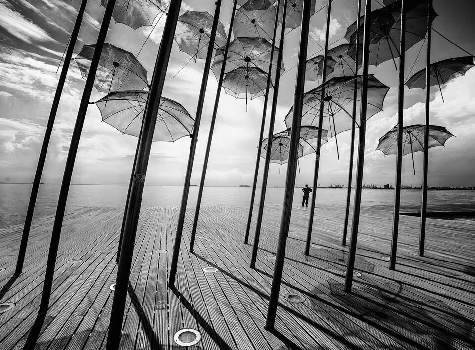 Thessaloniki Greece 2014 by Yiannis Yiasaris