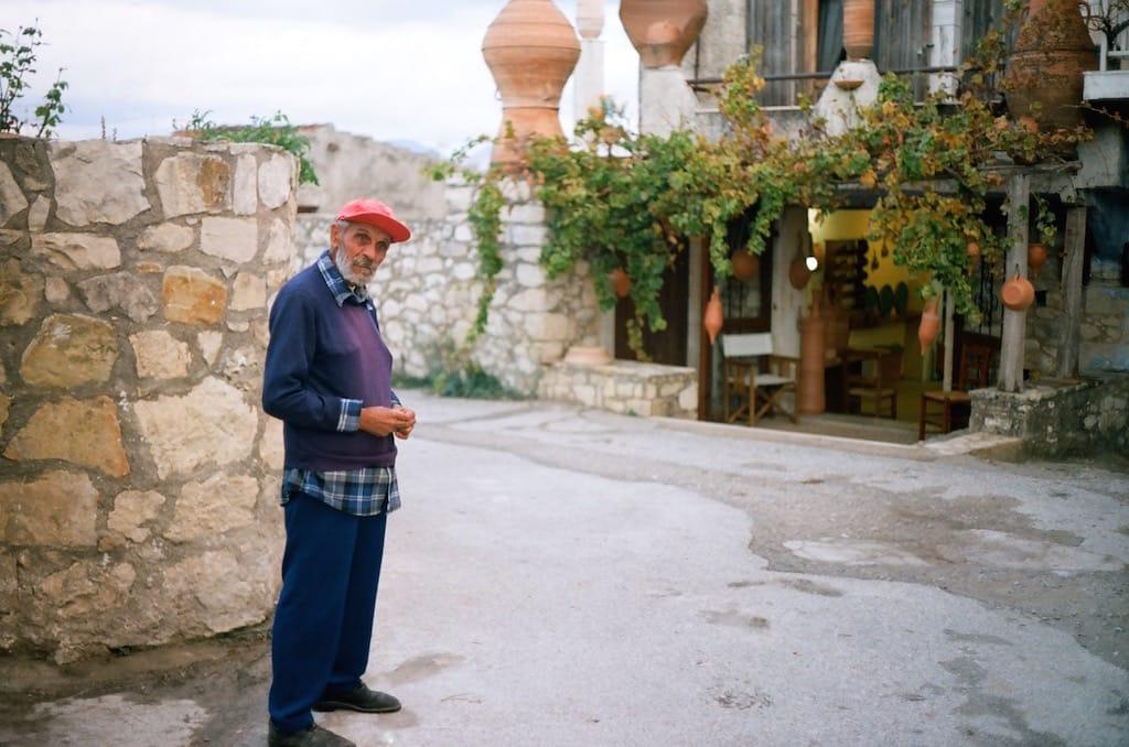Villager from Margarites
