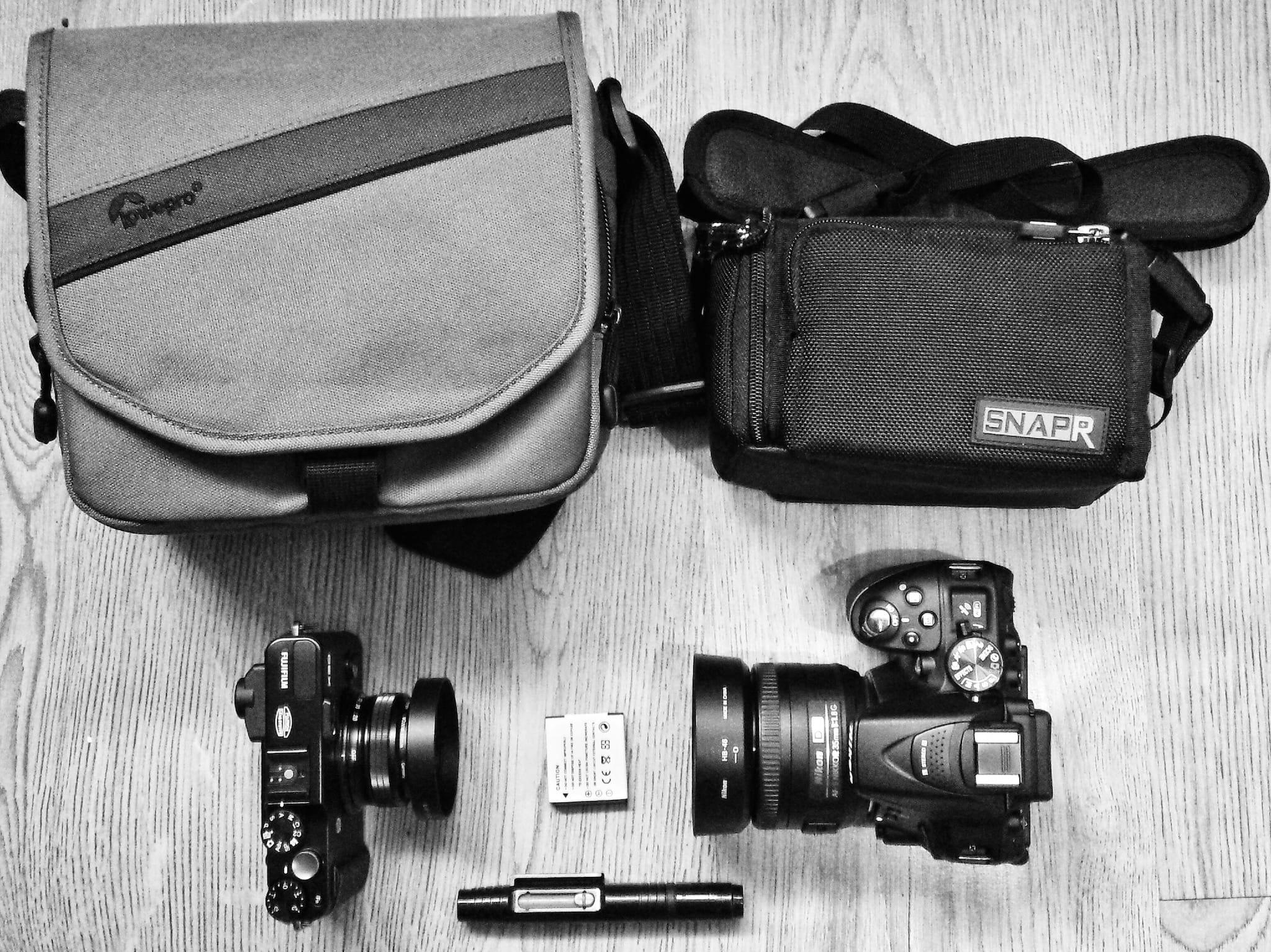 Owen Jenkins Camera Bag
