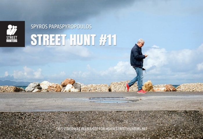 Street Hunt No 11 - Film Street Photography in Iraklio, Crete