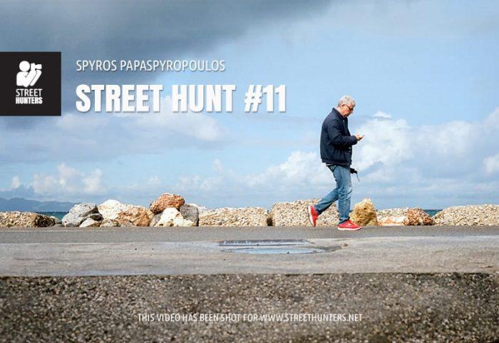 Street Hunt No 11 - Film Street Photography in Iraklio, Crete