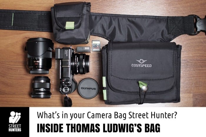Thomas Ludwig's Camera Bag promo