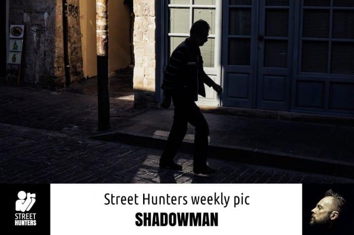 Shadowman Street Hunter photo of the week promo