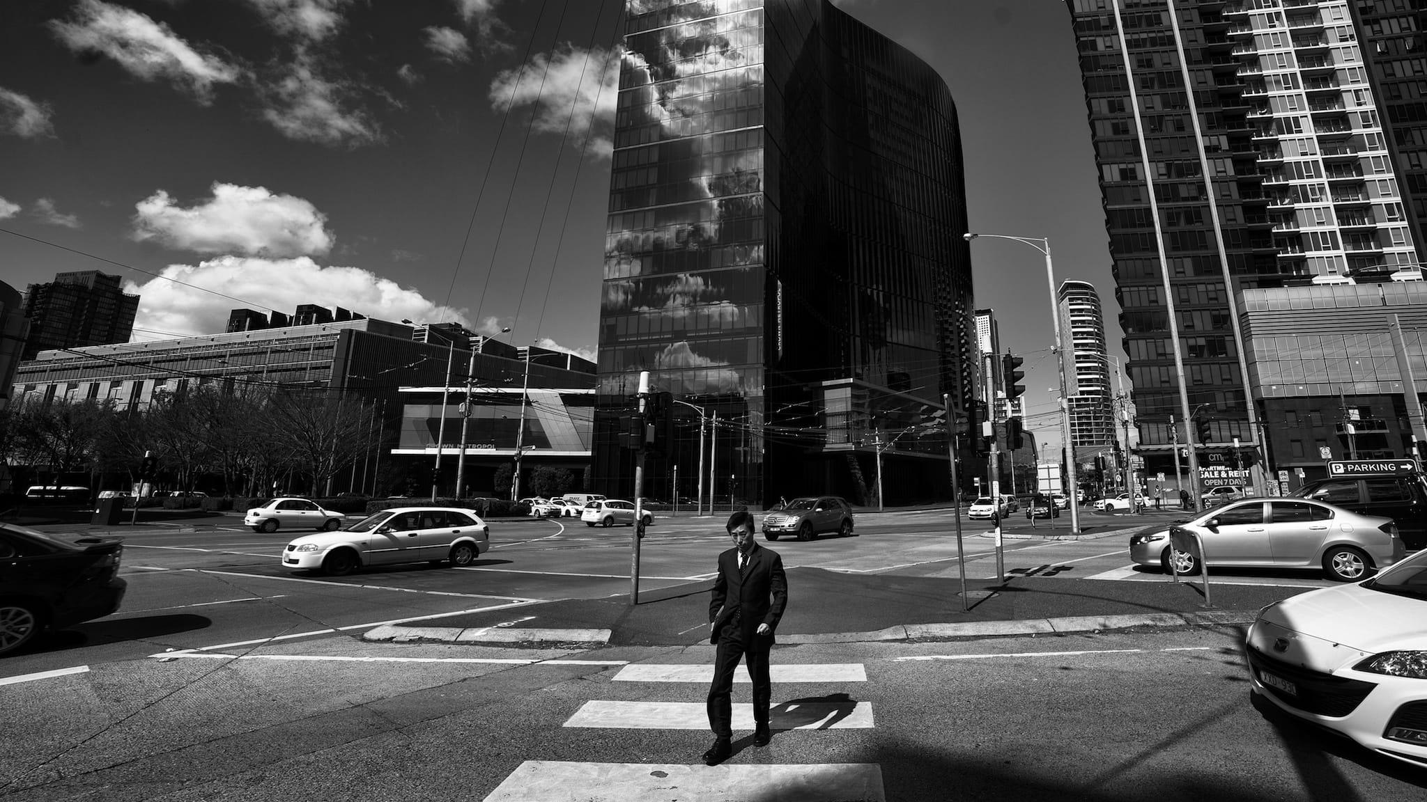 """Crosstown traffic"" by Yiannis Yiasaris"