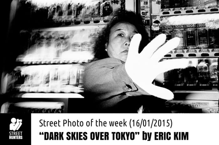 Dark Skies Over Tokyo by Eric Kim promo