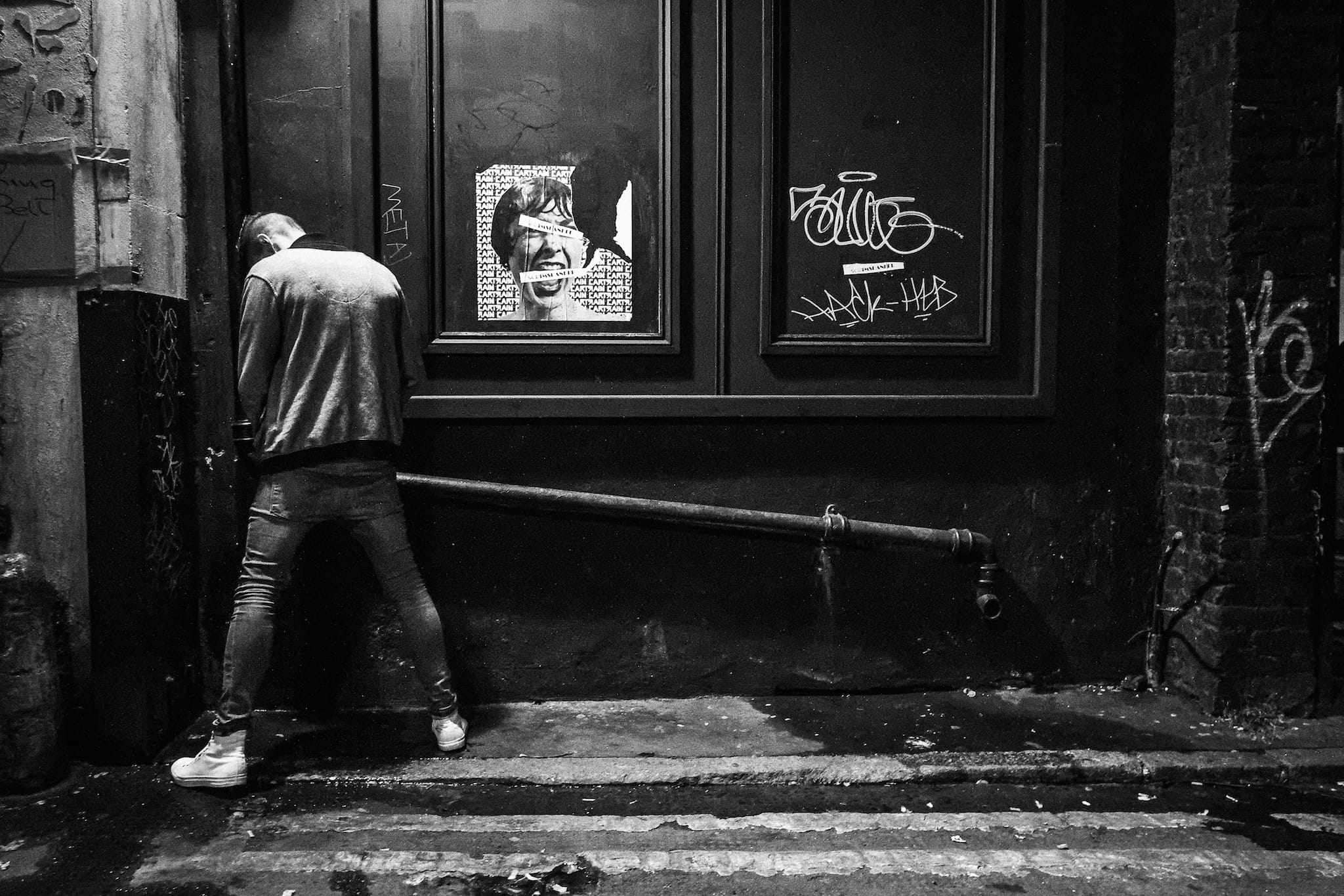 """""""A Saturday Night"""" by Luigi Caruso. Shot in London, September 2013"""