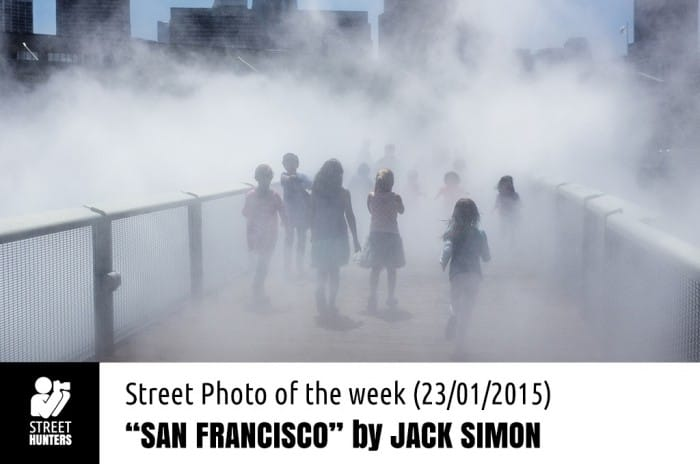 San Francisco by Jack Simon promo