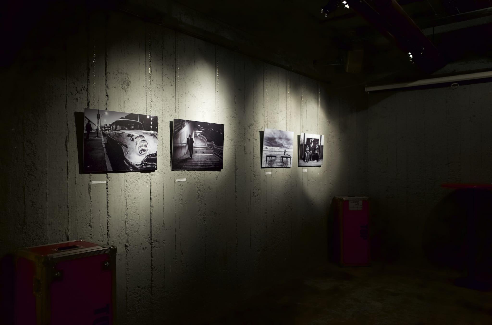 Street Hunters Exhibition at Mosaic Bar / Athens Gallery