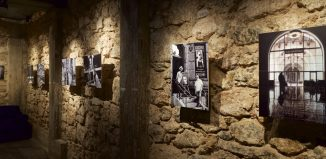 Street Hunters Exhibition at Mosaic Bar / Athens Gallery
