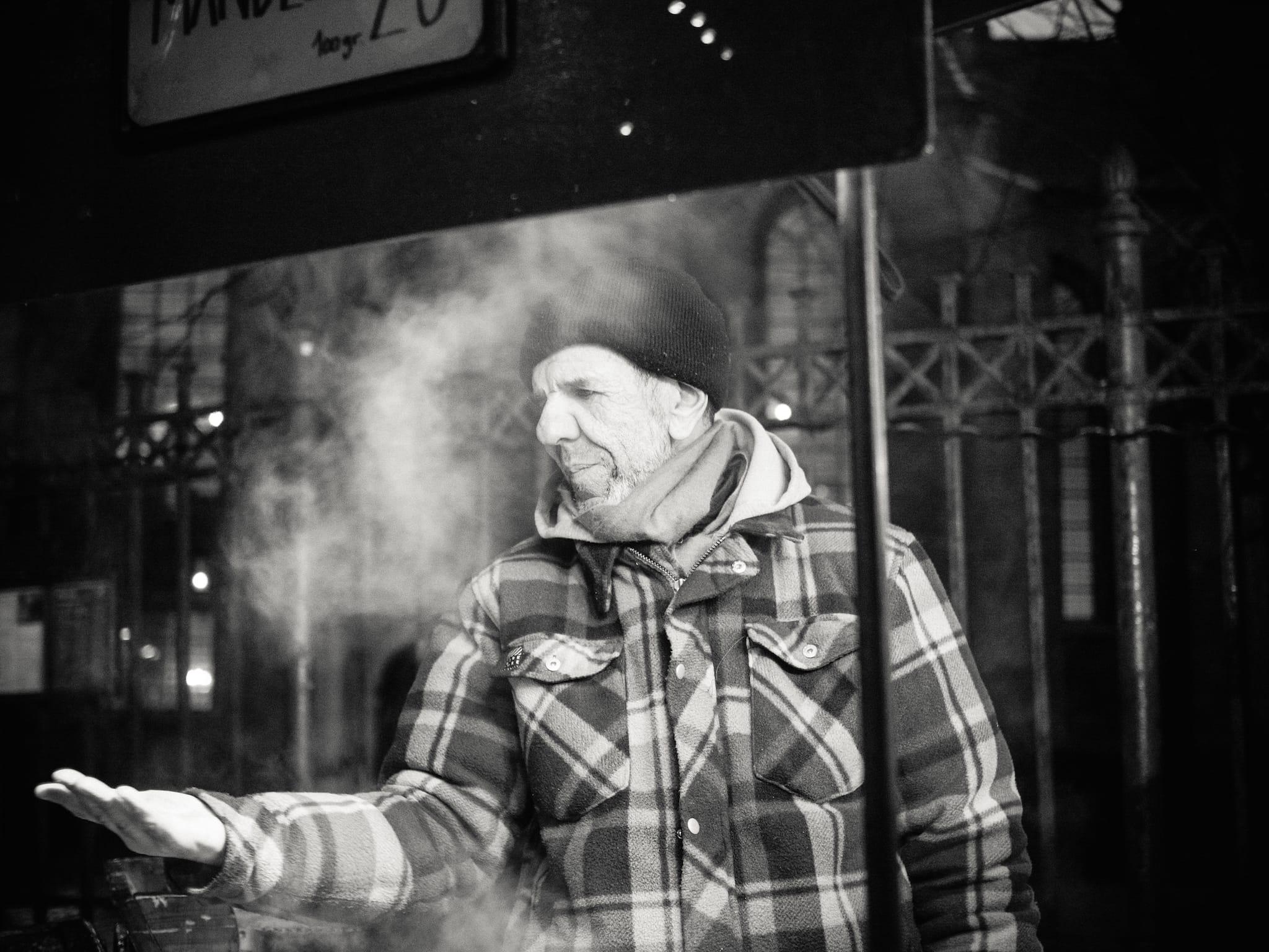 """""""Two fifty, please"""" by Robert Walter. Shot in Copenhagen (Denmark), January 2015"""