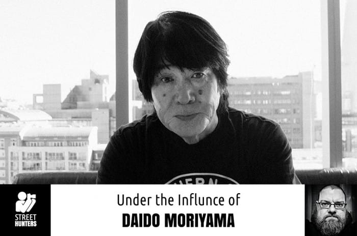 Under The Influence of Daido Moriyama promo