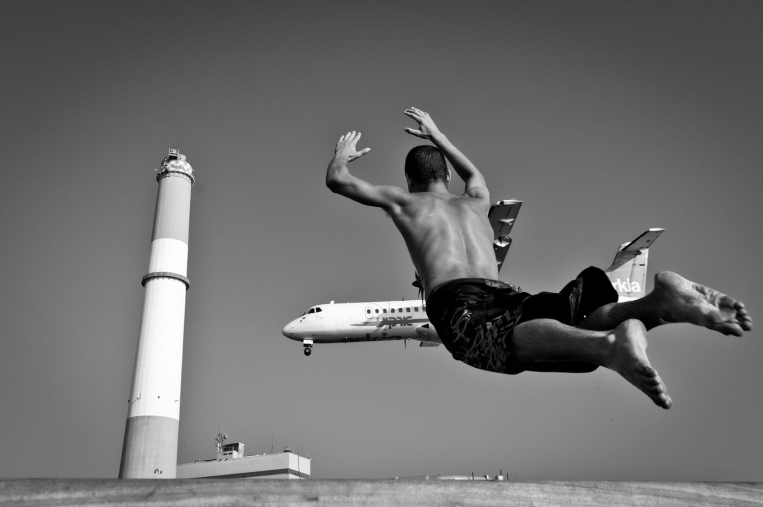 Learning to fly by Gabi Ben avraham